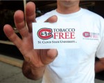 SCSU Is Now A Tobacco Free Campus